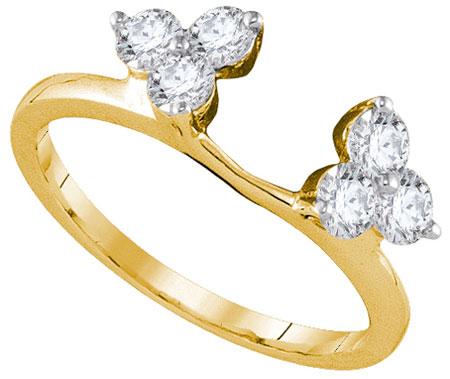 Diamond Ring Enhancers Bridal Ring Shop Wedding Rings Wedding
